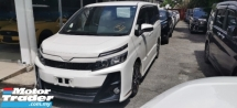 2016 TOYOTA VOXY 2.0 GS SPORT EDITION MPV / REAR UNIT AT MALAYSIA / READY STOCK OFFER / 5 YEARS WARRANTY UNLIMITED KM