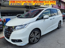 2014 HONDA ODYSSEY 2.4 (A) ABSOLUTE *1 Owner* 2 years warranty * 2018