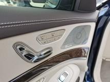 2017 MERCEDES-BENZ S-CLASS Mercedes Benz S400L Local AMG Line (A) REG 2018