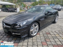 2016 MERCEDES-BENZ SLK 200 2.0 AMG Line Unregister 2 Year Warranty