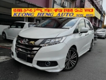2014 HONDA ODYSSEY 2.4 ABSOLUTE TRUE YEAR MADE 2014 Japan Import 190 HorsePower (( Free 2 Years Warranty )) 2018