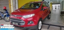 2014 FORD ECOSPORT Trend 1.5
