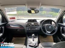 2014 BMW 1 SERIES 118I AT CKD 1.6 Sport Hatchback F20 LOW MILEAGE