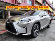 2016 LEXUS RX 200T LUXURY 2.0 VERSION L MODEL (CBU)