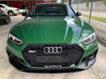 2017 AUDI RS5 2.9 V6 TFSI QUATTRO (TWINTURBO) 444BHP