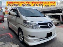 2005 TOYOTA ALPHARD 3.0 (A) MZG Facelift Registered 2009