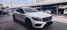 2018 MERCEDES-BENZ GLA 2018 Mercedes-Benz GLA200 1.6 Night Edition (A) REG 2019