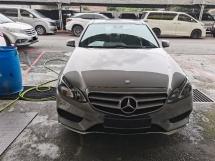 2015 MERCEDES-BENZ E-CLASS Mercedes Benz E300 Hybrid Diese CKD (A) hybrid battery warratty extend till 2023