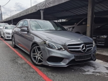 2015 MERCEDES-BENZ E-CLASS E300 TURBO D 4MATIC