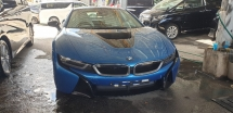 2016 BMW I8 COUPE 1.5 TURBO PLUG IN HYBRID NO HIDDEN CHARGES