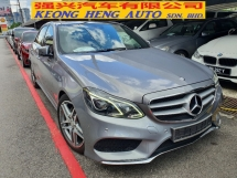 2015 MERCEDES-BENZ E-CLASS E300 2.1 (A) AMG *Mil 56K KM* Under Warranty