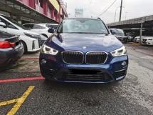 2017 BMW X1 2017 Bmw X1 2.0 sDrive20i(CKD) reg 2018