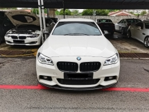 2016 BMW 5 SERIES 2016 BMW 520i M-SPORT CKD NEW FACELIFT 2.0 TWIN POWER TURBO