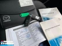 2016 MAZDA CX-5 2.0 GLS 2WD FACELIFT (A) FULL SERVICE RECORD
