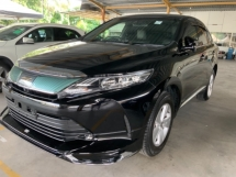 2018 TOYOTA HARRIER 2.0 Surround camera power boot Bodykit Facelift Many units Unregistered