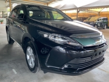 2018 TOYOTA HARRIER 2.0 surround camera power boot Original low mileage superb condition facelift unregistered