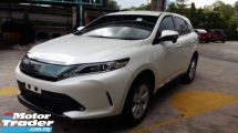 2017 TOYOTA HARRIER 2.0 New Facelift Unregistered