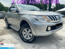 2015 MITSUBISHI TRITON 2.5 (A) 4x4 VGT ACTUAL YEAR MAKE GOOD CONDITION