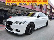 2016 BMW 5 SERIES 520I M SPORT UW21