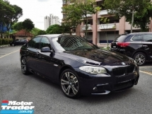 2013 BMW 5 SERIES 528i M sport F10 2.0 Twin turbo