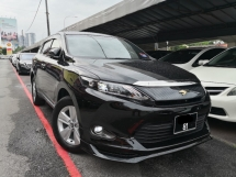 2015 TOYOTA HARRIER 2.0 Premium Elegance TRUE YEAR MADE 2015 REG NO 81 Power Boot 360 Cams (( FREE 2 YEARS WARRANTY ))