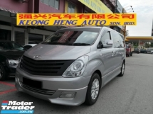 2012 HYUNDAI GRAND STAREX 2.5 ROYALE TRUE YEAR MADE 2012 CRDI Diesel Turbo 170 Bhp 12 Seater MPV