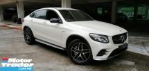 2017 MERCEDES-BENZ GLC GLC43 AMG Coupe 2017
