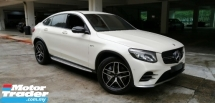 2017 MERCEDES-BENZ GLC GLC43 AMG Coupe 2017