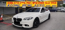 2016 BMW 5 SERIES 520i 2.0 M SPORT (CKD)(UNDER WARRANTY TILL JULY 2021)