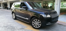 2015 LAND ROVER RANGE ROVER VOGUE Range Rover Vogue 3.0d 2015