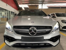 2017 MERCEDES-BENZ CLA 45 AMG  Unreg - TAX HOLIDAY - Benz Certified