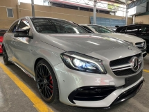 2016 MERCEDES-BENZ A45 AMG - HARMON KARDON - PANAROMIC ROOF