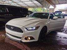 2018 FORD MUSTANG 2.3 ECOBOOST SHAKER SOUND SYSTEM PARKING CAMERA 2018 UNREG