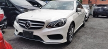 2016 MERCEDES-BENZ E-CLASS E250 AMG 2.0 / 4CAM / 5 YEARS WARRANTY UNLIMITED KM