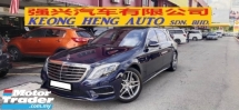 2017 MERCEDES-BENZ S-CLASS S400L HYBRID AMG LINE (A) L/MILE 13K, WRRTY 2022