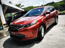 2018 TOYOTA HARRIER 2.0 PREMIUM