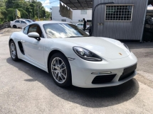 2016 PORSCHE CAYMAN Cayman 2.0 718 TURBO NO HIDDEN CHARGES