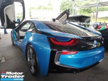 2016 BMW I8 Harman Kardon. HUD . 360 Surround Camera