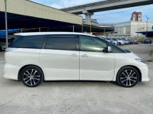 2012 TOYOTA ESTIMA 2.4 AERAS FACELIFT 1 OWNER TIP TOP CONDITION