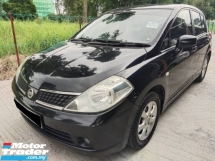 2008 NISSAN LATIO 1.6L ST-L EXCELLENT CONDITION CHEAPEST IN TOWN