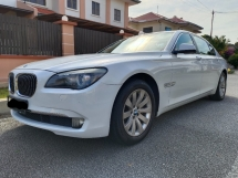 2011 BMW 7 SERIES 730Li LOCAL NEW REAR ENTERTAINMENT