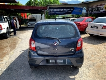 2016 PERODUA AXIA 1.0 G Hatchback(AUTO) FREE MOTORSIKAL BARU+CASHBACK 1K+BELI PANDU DULU6 BULAN PERTAMA TAK PAYAH BAYA
