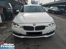 2016 BMW 3 SERIES  BMW 318i LUXURY (A) CKD  UNDER WARRANTY