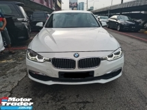 2016 BMW 3 SERIES  BMW 318i LUXURY (A) CKD  UNDER WARRANTY