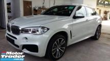 2015 BMW X6 3.0 TDI M Sport Sunroof Unregistered