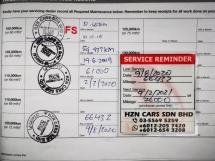 2013 HONDA CITY 1.5 E FACELIFT (A) F/SERVICE RECORD - LOW MILEAGE