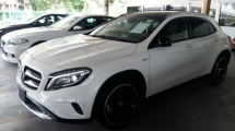 2014 MERCEDES-BENZ GLA 250 4 MATIC AMG SPEC PANORAMIC ROOF UNREG