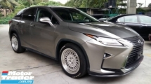 2018 LEXUS RX 300T 2.O Turbo , Sunroof , 3LED , Pre-Crash  Unreg
