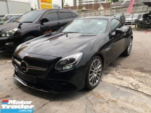 2017 MERCEDES-BENZ SLC 2.O AMG Spec Panoramic Roof Unregistered