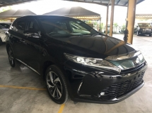 2018 TOYOTA HARRIER 2.0 PREMIUM Turbo 360 Full Camera  Power Boat 3LED